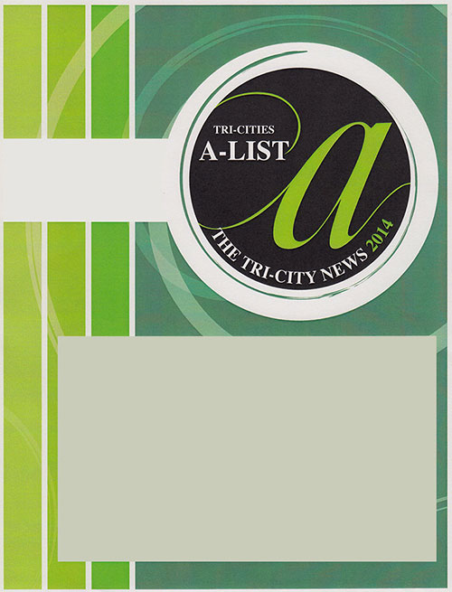 A-List 2014 Favourite Notary Award Certificate